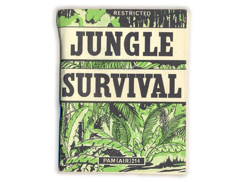 Jungle survival books
