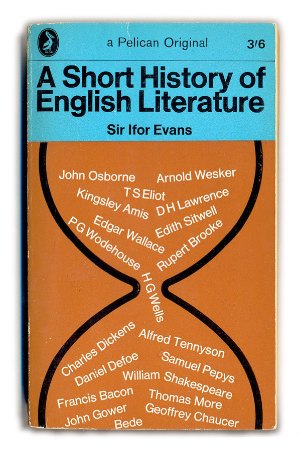 the history of english literature History of english literature including edmund spenser, london's theatres, marlowe.